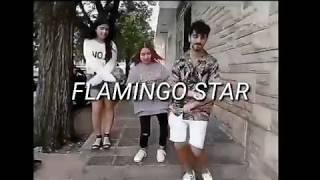 """NICOLE GARCÍA Y FEDE VIGEVANI BAILANDO """"FLAMINGO STAR""""🔥🔥"""