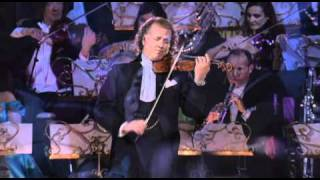 andre rieu goes to sleep playing Lullaby from new dvd roses from the south funny