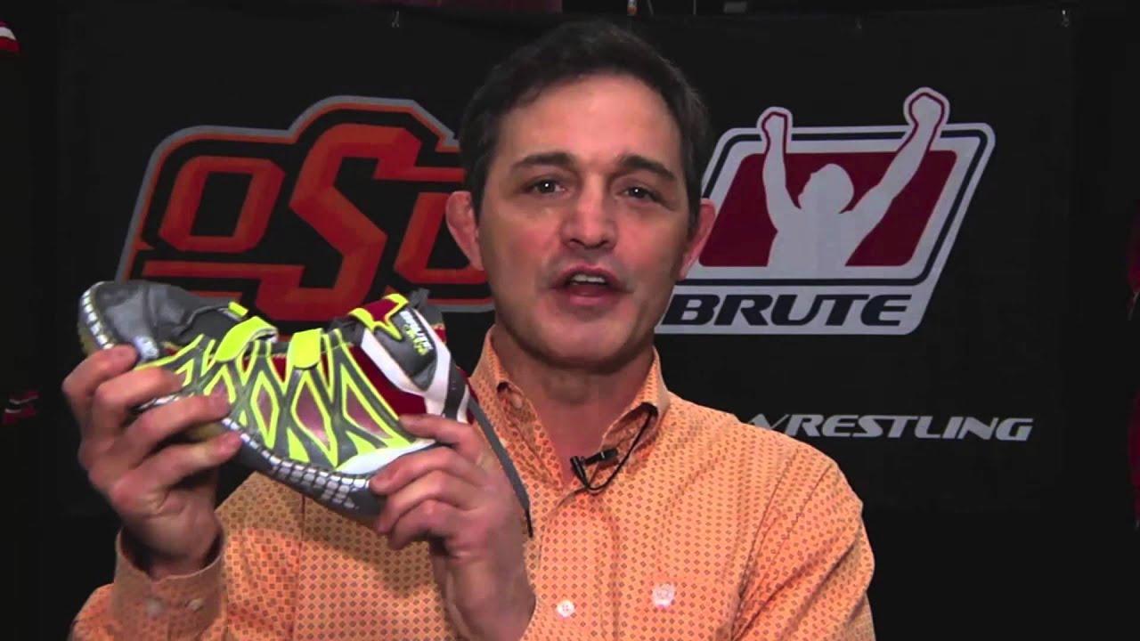 Officials Shoe for John Smith