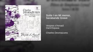 Suite I en Mi menor, Sarabande Grave