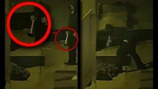 Scary & Disturbing Surveillance Footage