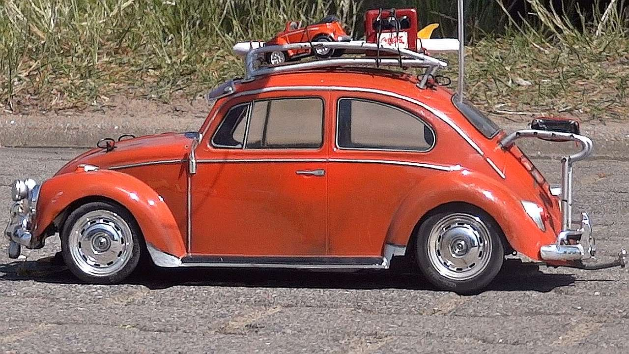Vw Beetle Kafer Rc Car Youtube