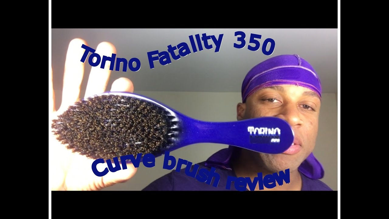 Brush Review: Torino Pro Curve Fatality #350