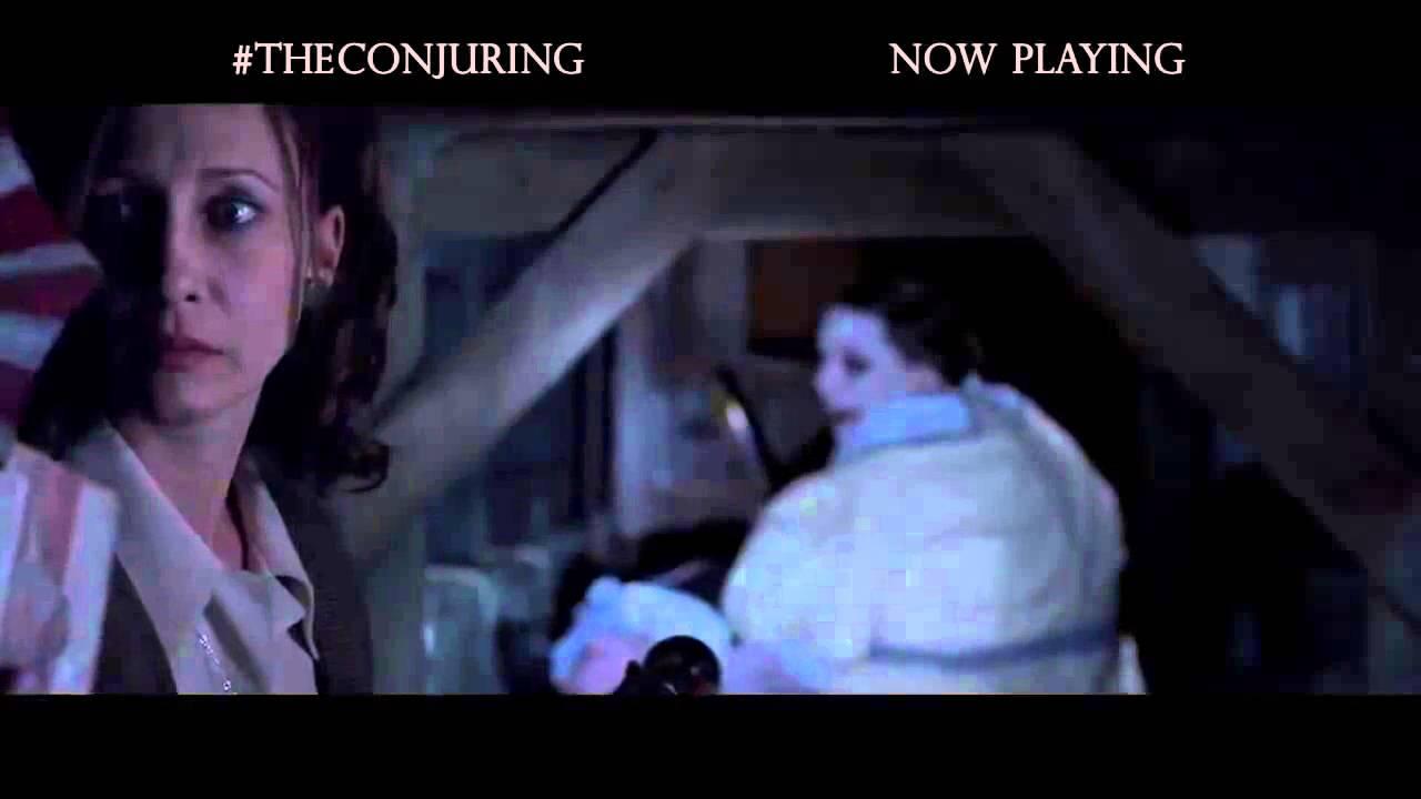 Ám Ảnh Kinh Hoàng - The Conjuring - Đang công chiếu #2