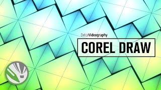 Cómo crear una Composición en Corel DRAW | DelcaVideography