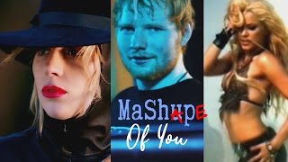 Ed Sheeran / Lady Gaga / TLC / Shakira / Clean Bandit - MASHape Of You (Robin Skouteris Mix)