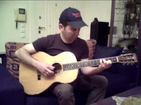 He Leadeth Me-Guitar - YouTube