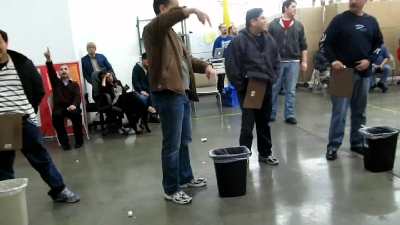 Indoor Games  Employees have fun that day   YouTube