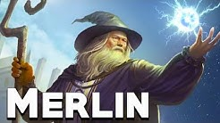 Merlin: The Mighty Wizard of Camelot - Medieval Legends - See U in History
