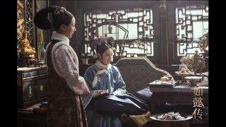 《如懿传》她是乾隆的妃子:不受宠爱,却生下大清最出色的皇子!