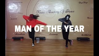 Man Of The Year - ScHoolboy Q || Dance Choreography || Fusion Academy of Dance