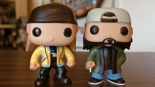 Funko Pop Jay and Silent Bob Strike Back review
