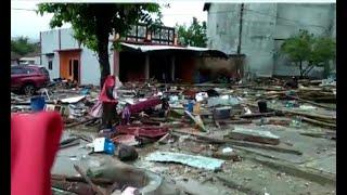 Penanganan Korban Setelah Tsunami Selat Sunda