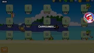 Angry Birds- Surf and Turf parte 1! (Especial de ferias de verão)