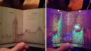 The Canadian Passport Reveals its Dark Secrets