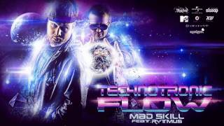 Dj Mad Skill feat. Rytmus - Technotronic Flow |Audio HD Miss Universe|