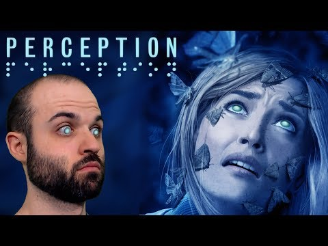 SOY CIEGO Y TENGO MIEDO | PERCEPTION Gameplay Español