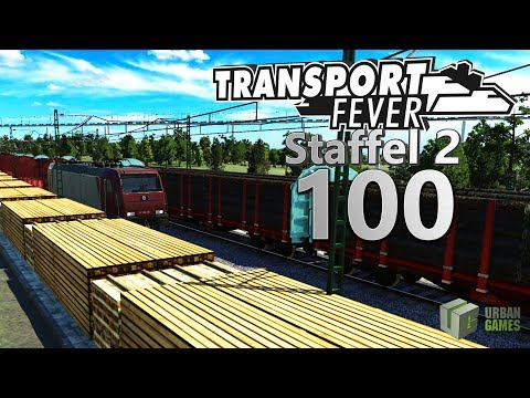 Umbau an der Schifffahrt 🚆 ► [S2 100] ► Let's Play Transport Fever German