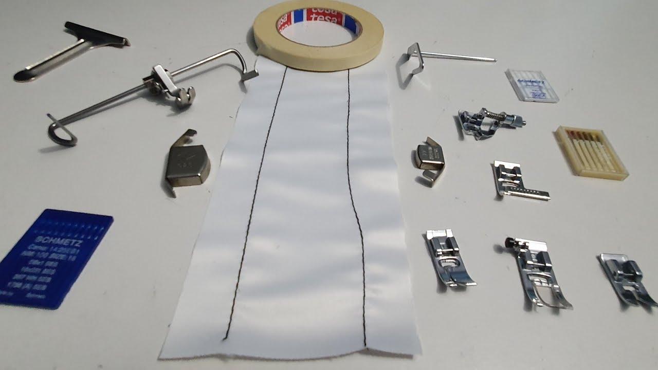 Como coser recto   Tips, Trucos y Técnicas