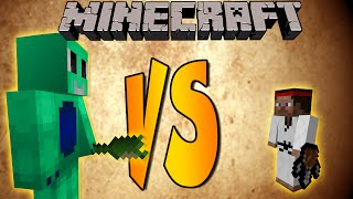 TROTUMAN BORRACHO VS STEVE LEE - Minecraft Batallas de Mobs - Mods