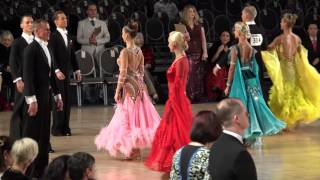 2015 Ohio Star Ball - Dmitry Krasnyanskiy and Oksana Zaver - Pro Standard Dancing