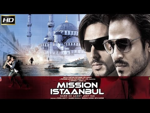 Mission Istaanbul 2008 | Action Movie|Zayed Khan, Vivek Oberoi