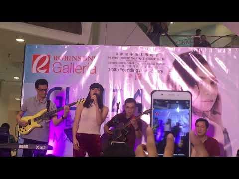 Glaiza de Castro Live at Rob Galleria - Bato sa Buhangin