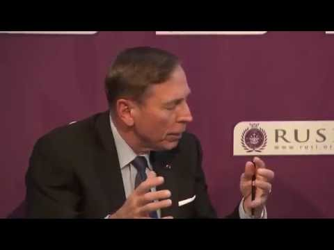 Gen Petraeus Debunks Allegations of Duplicity Against Pakistan