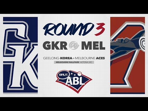 Geelong-Korea @ Melbourne Aces, R3 | G2