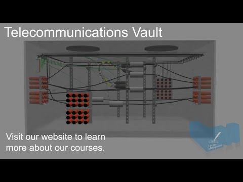 Telecommunications Vault