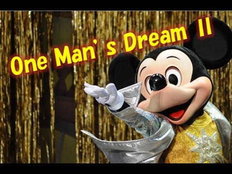 ºoº[English Subtitles] Tokyo Disneyland One Man's Dream II : The Magic Lives On - Mickey on stage -