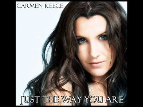 """JUST THE WAY YOU ARE"" cover by Carmen Reece."