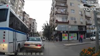 Türkiyeden Trafik Kazaları Araç Ön Kamera Kazaları #7