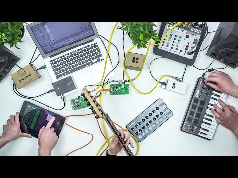 Making sweet, sweet music with pisound - Raspberry Pi