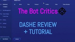 The Bot Critics: Shopify Dashe Bot 3.3.1 Review & Comprehensive Tutorial