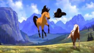 Детская песенка про молодую лошадь(Далеко, далеко, ускакала в поле молодая лошадь, так легко, так легко, не поймаешь, не догонишь, не вернешь...., 2009-04-02T21:07:43.000Z)