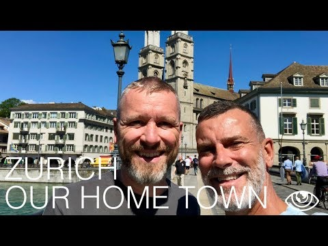 Zurich, Our Home Town (4K) / Switzerland Travel Vlog #208 / The Way We Saw It