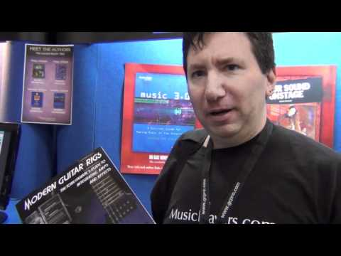 Hal Leonard at AES 2011 in NYC