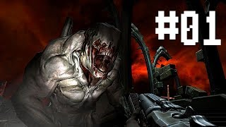 Gameplay Doom 3 - Resurrection of Evil DLC  / Parte 1 / Español