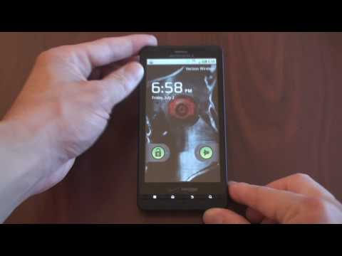 Droid X Hardware Review