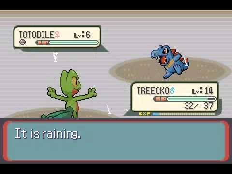 Pokemon Ruby Hack: Wild Starters, Costa Rican City Names, and More!