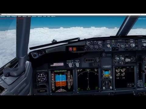 P3D V4   Alaska Airlines   Anchorage to Seattle   NGX   FULL VATSIM