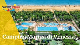 360° video campingtour op Camping Village Marina di Venezia - Suncamp holidays