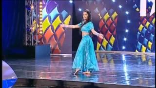 Indian dance ... Ţică Dana