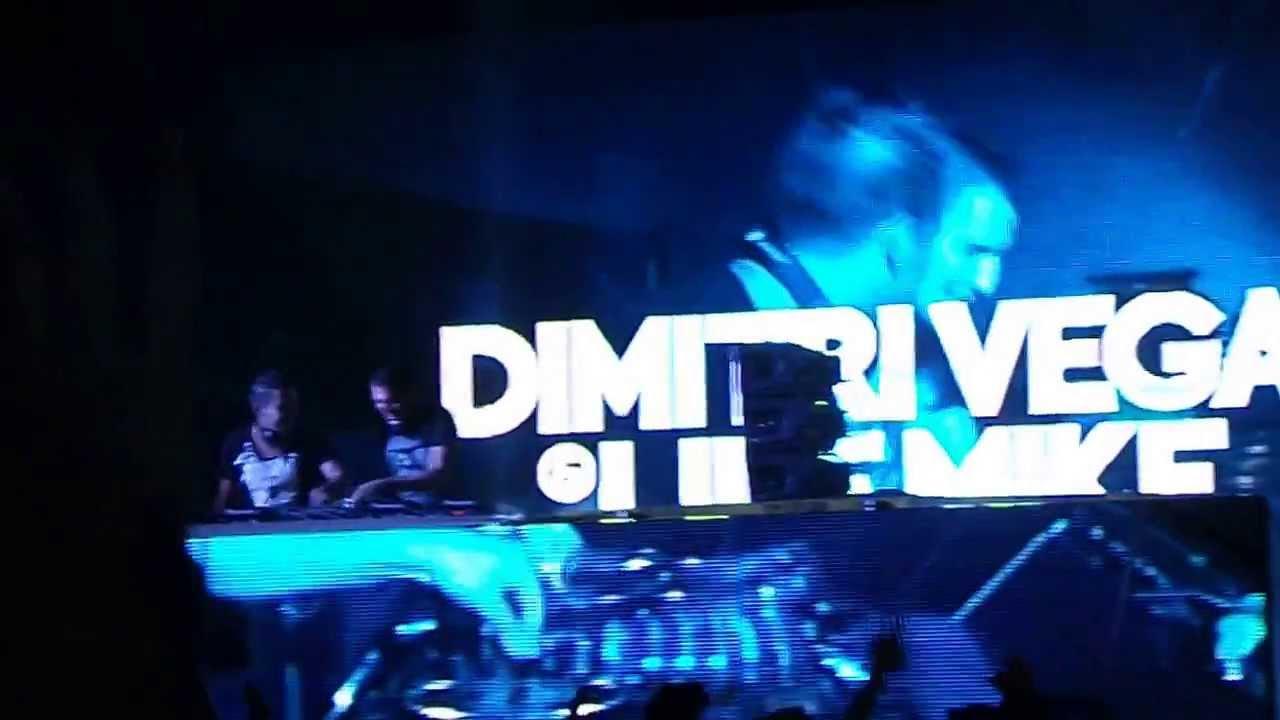 Download Chuckie, NERVO, Dimitri Vegas & Like Mike - ALIVE MUSIC FESTIVAL- Monterrey 2013