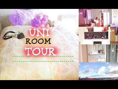 My Uni ROOM TOUR!!!