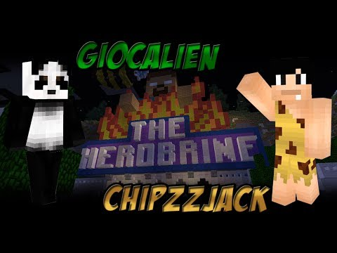 Minecraft - Mini-Game - CHiP Uccide Herobrine - W/GioCalien