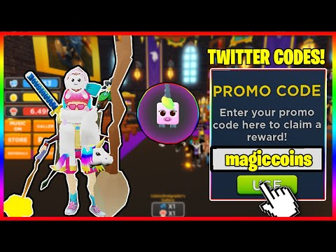 [NEW] WIZARD LEGENDS! EVER WANTED TO PLAY AS HARRY POTTER? TWITTER CODES! *SUPER OP VIP PETS!*