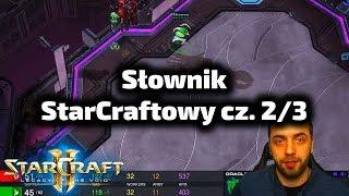 Słownik / Terminologia w świecie StarCrafta cz. 2/3 - dla nowych