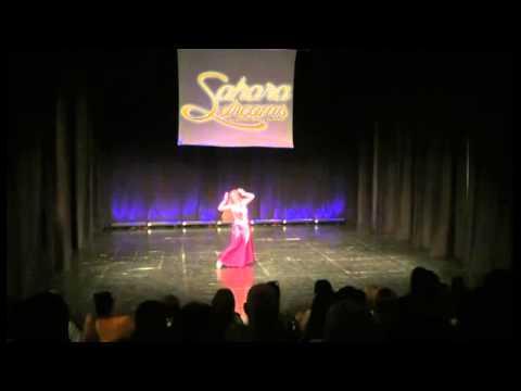 Sahara dreams 2015 - Tina oriental (Serbia)